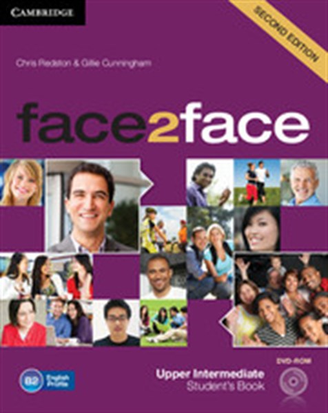 FACE 2 FACE UPPER INTERMEDIATE STUDENT'S BOOK (+DVD-ROM) 2ND EDITION
