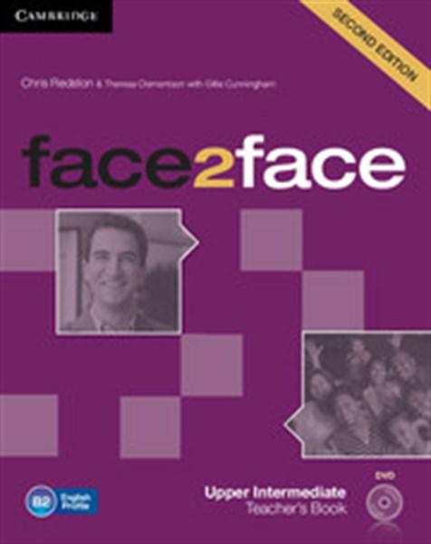 FACE 2 FACE UPPER INTERMEDIATE TEACHER'S BOOK (+DVD) 2ND EDITION