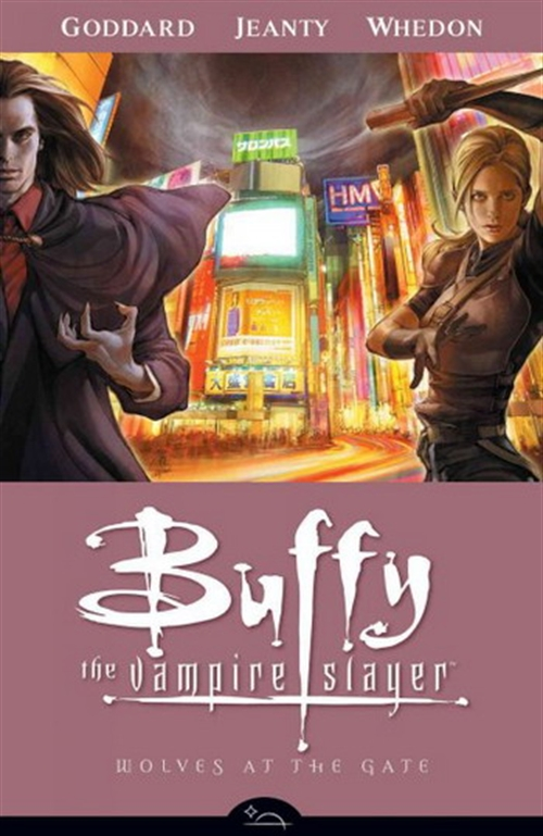 BUFFY THE VAMPIRE SLAYER 3:WOLVES AT THE GATE